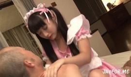 Asian Housemaid